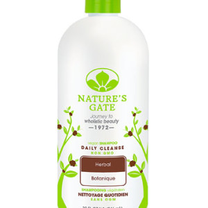 Nature's Gate Daily Cleanse Shampoo Herbal -- 32 fl oz - American Made
