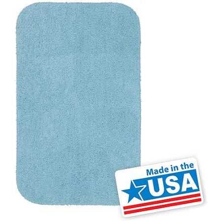 Mainstays Basic Bath Rug Collection Buy Usa Made Stuff